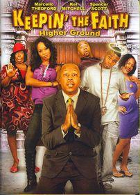 Keepin the Faith:Higher Ground - (Region 1 Import DVD)