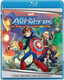 Next Avengers:Heroes of Tomorrow - (Region A Import Blu-ray Disc)