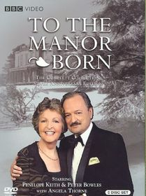 To the Manor Born:Complete Series Sil - (Region 1 Import DVD)