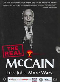 Real Mccain - (Region 1 Import DVD)
