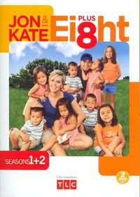Jon & Kate Plus Ei8ht Seasons 1-2 - (Region 1 Import DVD)
