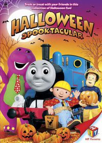 Hit Favorites:Halloween Spooktacular - (Region 1 Import DVD)