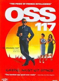 Oss 117 - (Region 1 Import DVD)