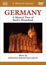 Bach:Germany a Musical Tour of Bach's - (Region 1 Import DVD)
