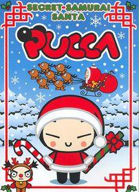 Pucca:Secret Samurai Santa - (Region 1 Import DVD)