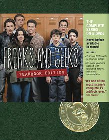 Freaks and Geeks Yearbook Edition - (Region 1 Import DVD)