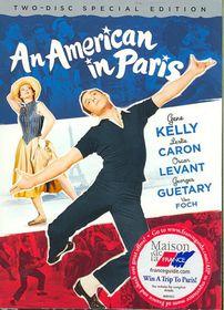 American in Paris Special Edition - (Region 1 Import DVD)
