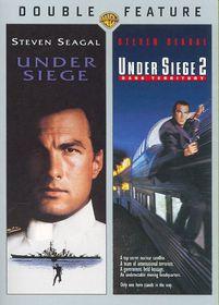 Under Siege/Under Siege 2:Dark Territ - (Region 1 Import DVD)