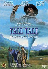 Tall Tale:Unbelievable Adventure - (Region 1 Import DVD)