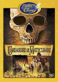 Treasure of Matecumbe - (Region 1 Import DVD)