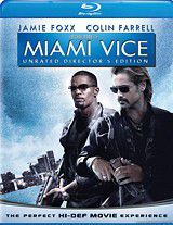 Miami Vice - (Region 1 Import Blu-ray Disc)