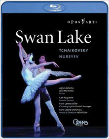 Tchaikovsky: Swan Lake  - Paris Opera Ballet (Blu-ray Disc)
