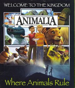 Animalia - (Region A Import Blu-ray Disc)