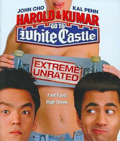 Harold & Kumar Go to White Castle - (Region A Import Blu-ray Disc)