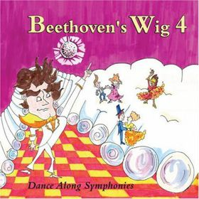 Beethoven's Wig 4:Dance Along Symphon - (Import CD)