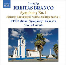Freitas Branco: Orchestra Works Vol 1 - Orchestra Works - Vol.1 (CD)