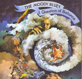 Moody Blues - Question Of Balance - Remastered (CD)