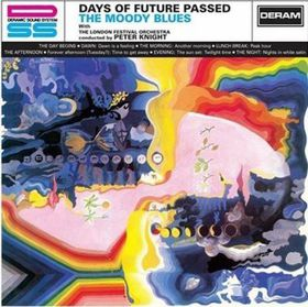 Moody Blues - Days Of Future Passed - Remastered (CD)