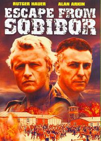 Escape from Sobibor - (Region 1 Import DVD)