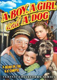 Boy Girl and a Dog - (Region 1 Import DVD)