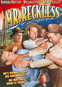 Mr Reckless - (Region 1 Import DVD)