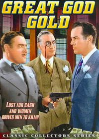 Great God Gold - (Region 1 Import DVD)