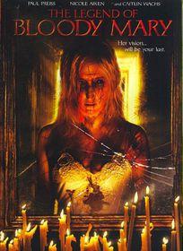Legend of Bloody Mary - (Region 1 Import DVD)