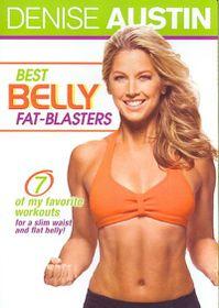 Denise's Best Belly Fat Blasters - (Region 1 Import DVD)