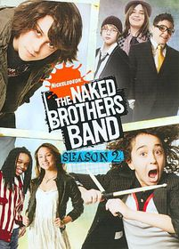 Naked Brothers Band Season 2 - (Region 1 Import DVD)