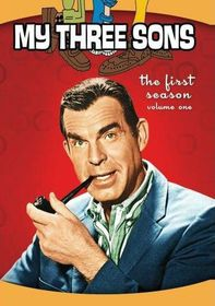 My Three Sons:Season One Vol 1 - (Region 1 Import DVD)
