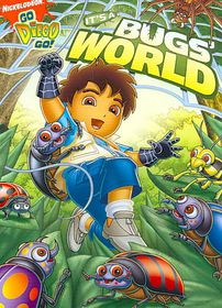 Go Diego Go:It's a Bug's World - (Region 1 Import DVD)