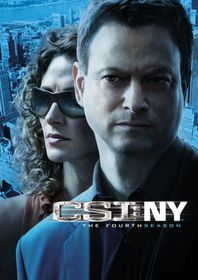 CSI NY: Fourth Season - (Region 1 Import DVD)
