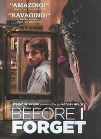 Before I Forget - (Region 1 Import DVD)