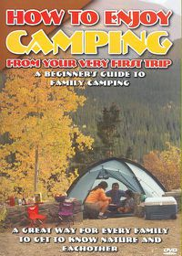 How to Enjoy Camping/First Trip - (Region A Import Blu-ray Disc)