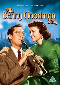 Benny Goodman Story - (Import DVD)