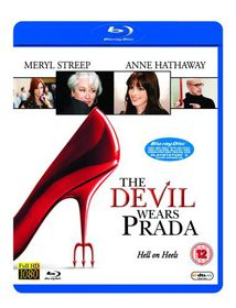 Devil Wears Prada - (Import Blu-ray Disc)