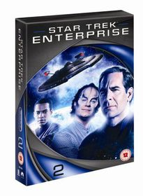 Star Trek: Enterprise - Season 2 - (Import DVD)