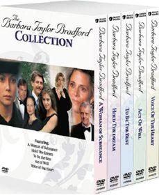 Barbara Taylor Bradford Collection - (Import DVD)