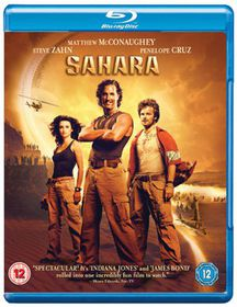 Sahara - (Import Blu-ray Disc)