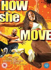 How She Move - (Import DVD)