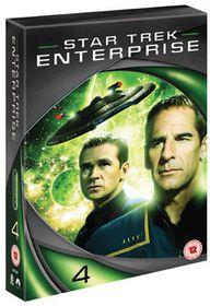 Star Trek: Enterprise - Season 4 - (Import DVD)