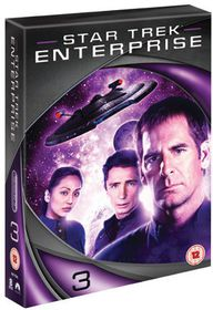 Star Trek: Enterprise - Season 3 - (Import DVD)