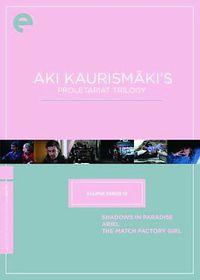 Aki Kaurismaki's Proletariat Trlgy:S1 - (Region 1 Import DVD)