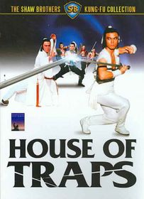 House of Traps - (Region 1 Import DVD)