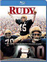 Rudy - (Region A Import Blu-ray Disc)