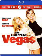 What Happens in Vegas - (Region A Import Blu-ray Disc)