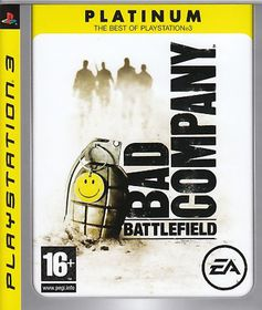Battlefield: Bad Company (PS3 Platinum)