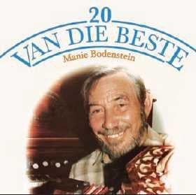 Manie Bodenstein - Twintig Van Die Beste (CD)
