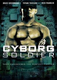 Cyborg Soldier - (Region 1 Import DVD)
