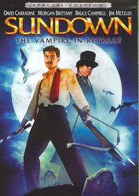 Sundown:Vampire in Retreat - (Region 1 Import DVD)